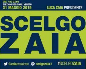 Campagna elettorale Regionali 2015 Luca Zaia